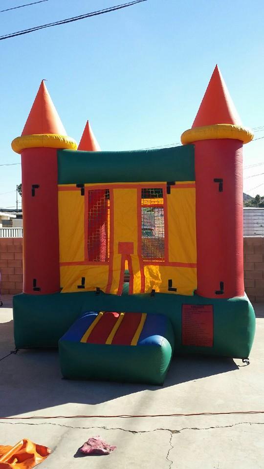 Castle Jumper 11x11
