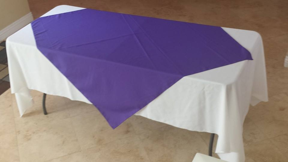 Purple Overlay